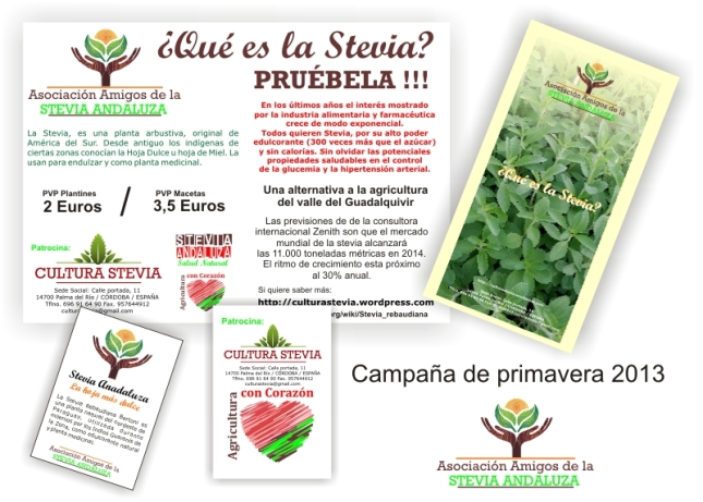Stevia andalucía